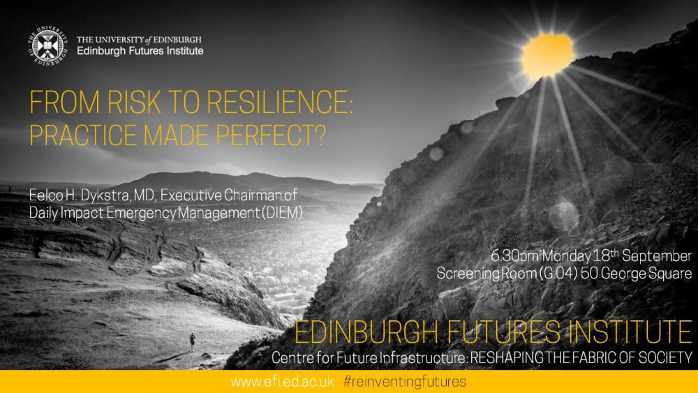 Event explores engineers' role in emergencies
