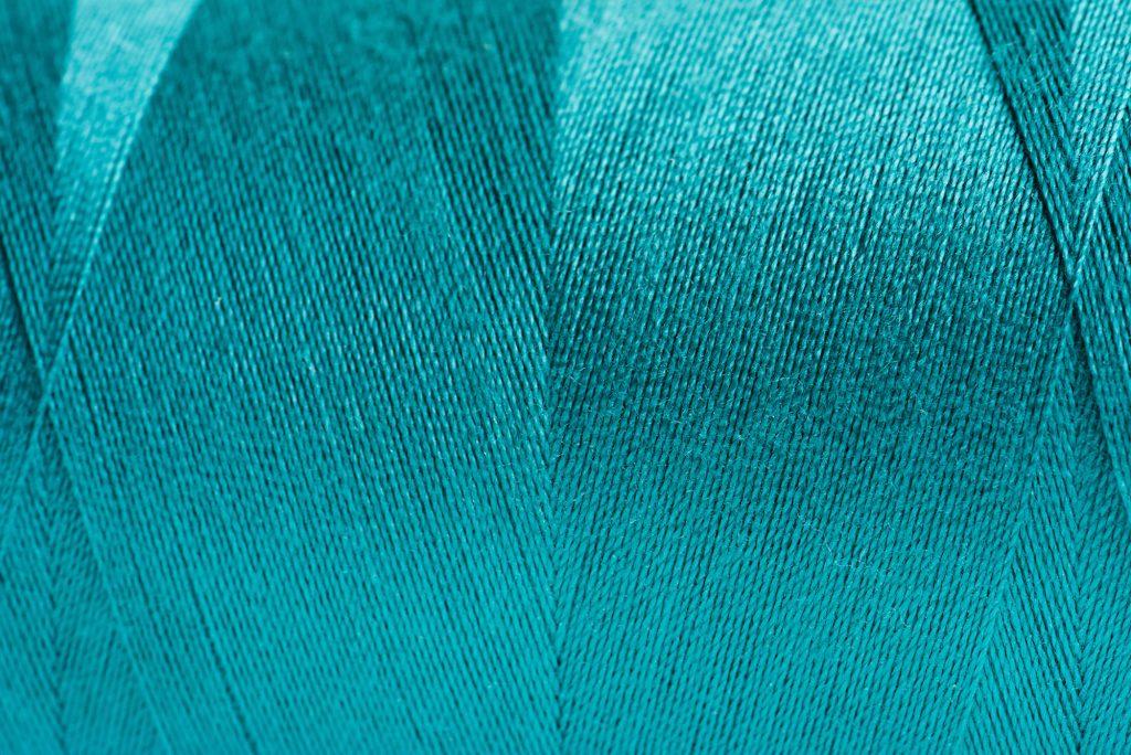 blue cotton thread