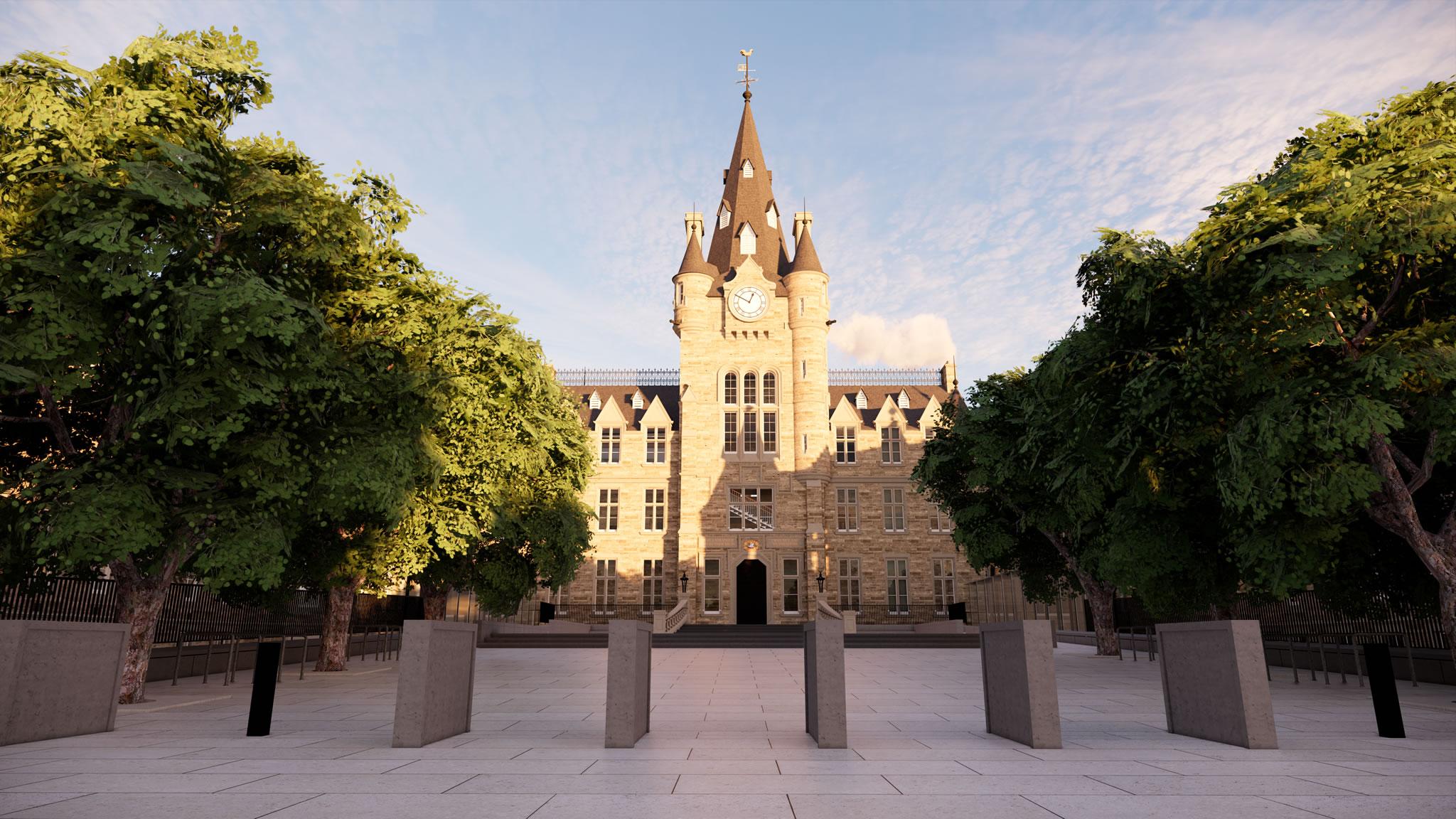 Edinburgh landmark revealed in online tour
